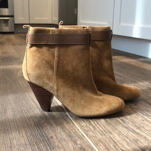 Sole Society Booties Size 6